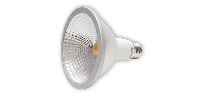 LED Spot PAR30 COB 10W E27 (optional dimmbar)