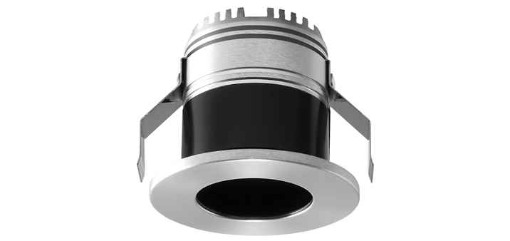 TECGET LED Minidownlight IP44 3Watt