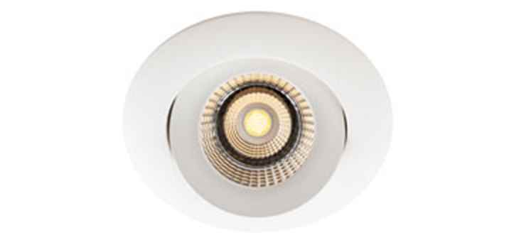 QI Allround 360° Einbaustrahler / Downlight
