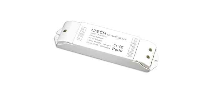 LED RGBW 4-Kanal Repeater 3040 12–24V