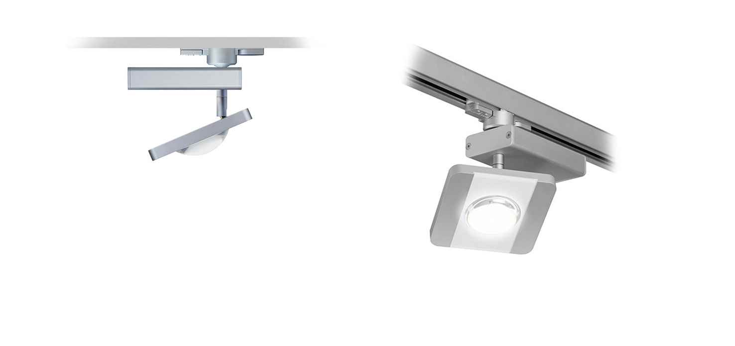 onyxx led infinity strahler f r 230v eutrac stromschiene. Black Bedroom Furniture Sets. Home Design Ideas
