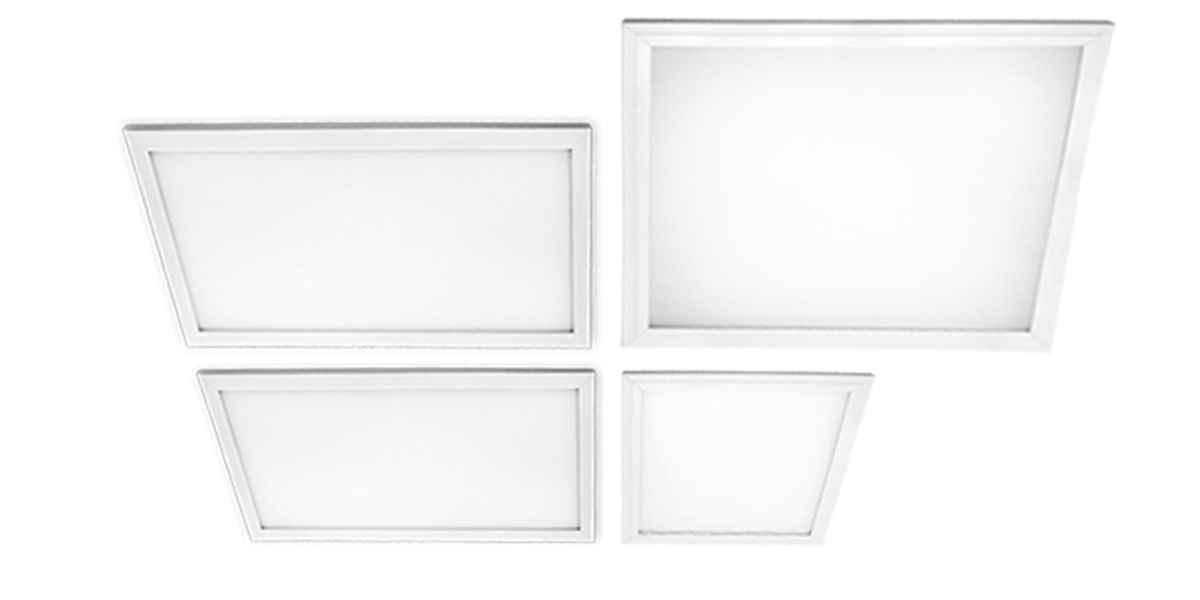 LED Panels / Rasterleuchten
