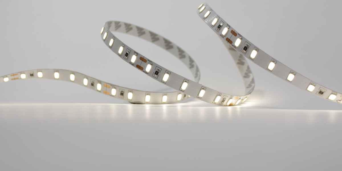 LED Stipes warmweiß 3000K, neutralweiß 4500K, kaltweiß 6500K