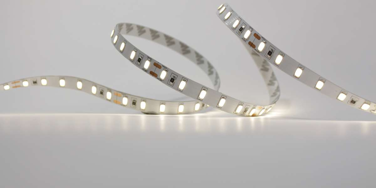 LED Streifen dualweiß / bicolor 3000K-6500K