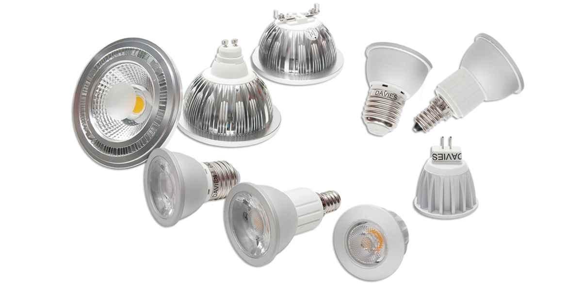 LED Leuchtmittel / Spots