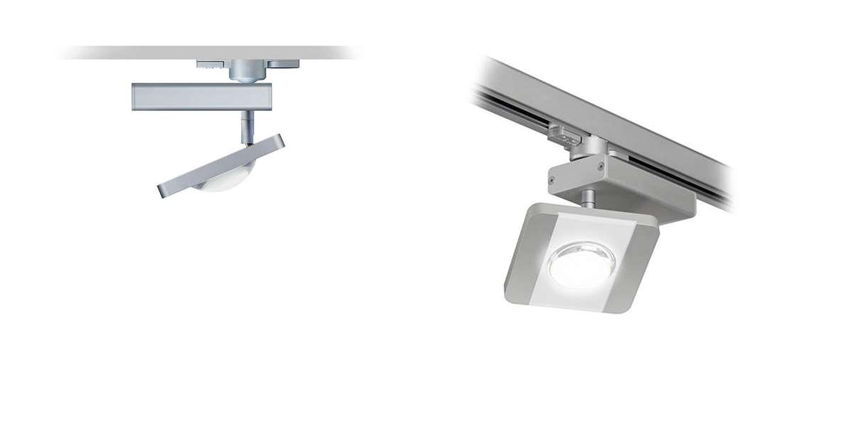 ONYXX.LED Strahler Infinity für 230V EUTRAC Stromschiene