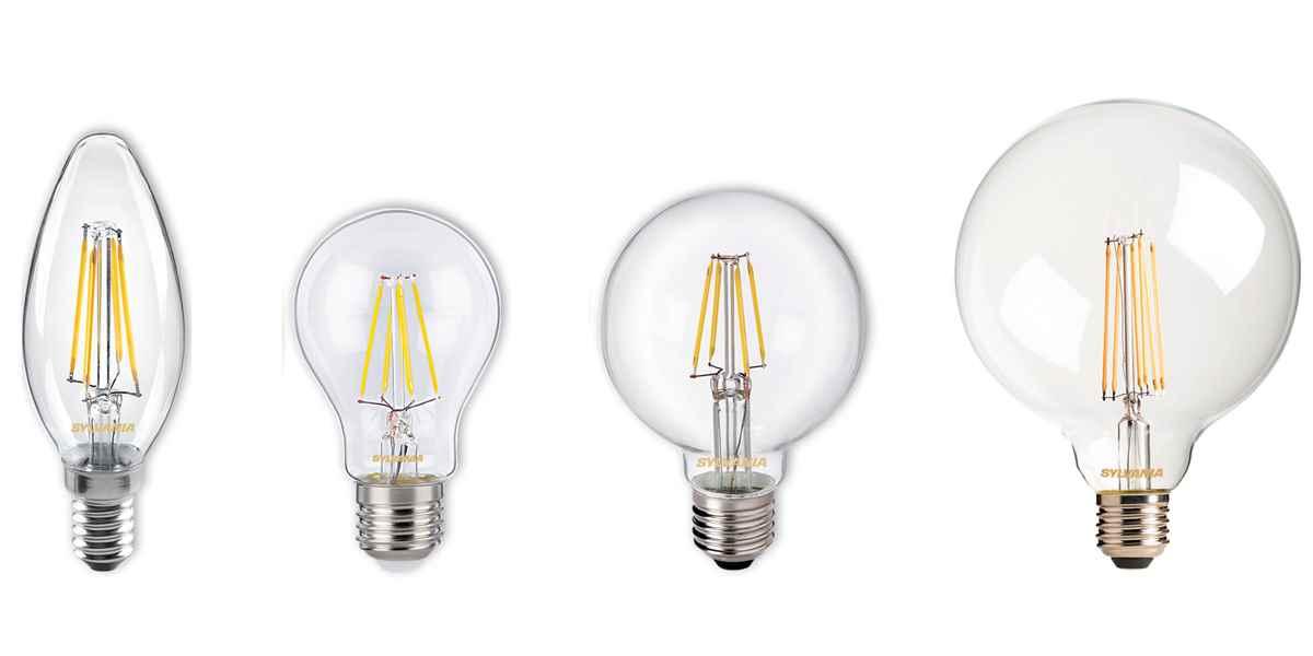 LED Filament Leuchtmittel / Bulbs