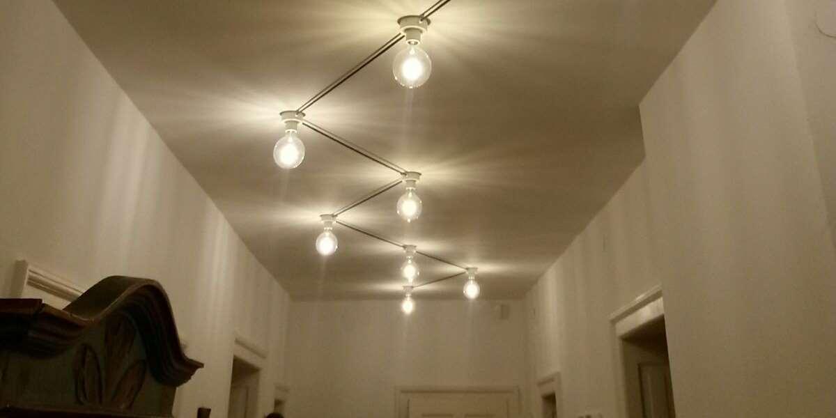 Flurbeleuchtung Privatwohnung
