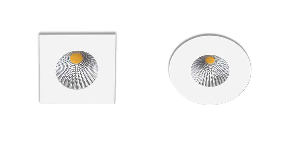 LED SU Einbauleuchte IP65