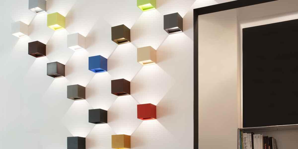 Davies LED Showroom_DiceWall