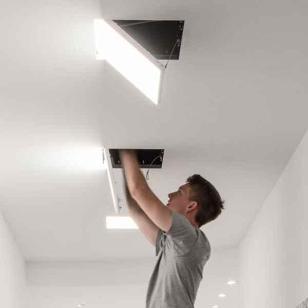 FLAP FLAT LED revisionierbar